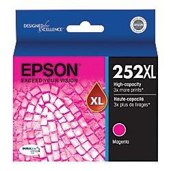 Epson DURABrite Ultra Ink 252XL Ink Cartridge – Magenta T252XL320