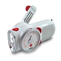 Eton ROVER - American Red Cross Radio & LED Flashlight