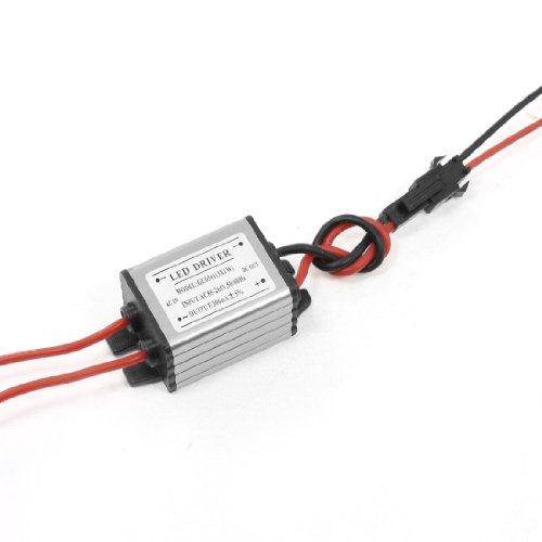 Waterproof 3X1W Led Strip Power Supply Driver Ac 85-265V Dc 11-12V 300Ma
