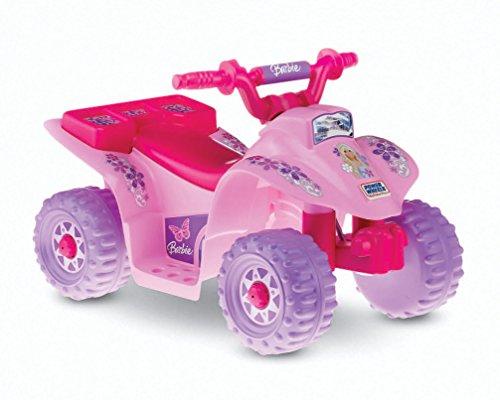 Fisher-Price Power Wheels Barbie Lil Quad