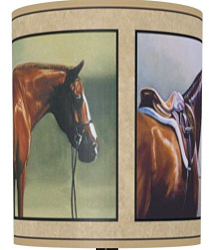 illumalite Designs Horse Snapshots Shade