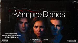 Cryptozoic Entertainment 2011 Cryptozoic The Vampire Diaries box (Season 1, 24 pk HOBBY) at Sears.com
