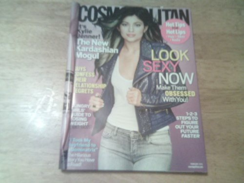 Cosmopolitan February 2015 Kylie Jenner Cover PDF
