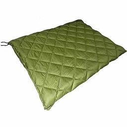 Ozark Trail Camper Outdoor Comfort Sleeping Bag, Green