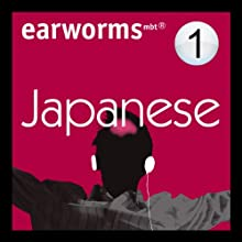 Rapid Japanese: Volume 1  by Earworms Learning Narrated by Marlon Lodge