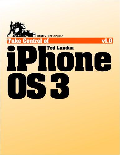 Take Control Of Iphone Os 3