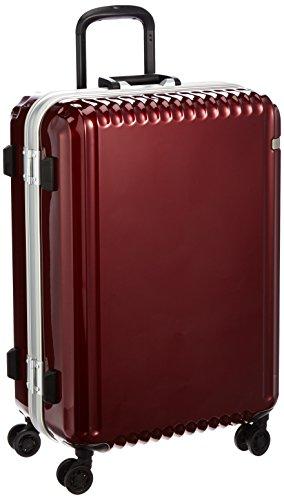 [エース] ace. スーツケース パリセイドF 60cm 61L 4.5kg 05572 10 (レッド)