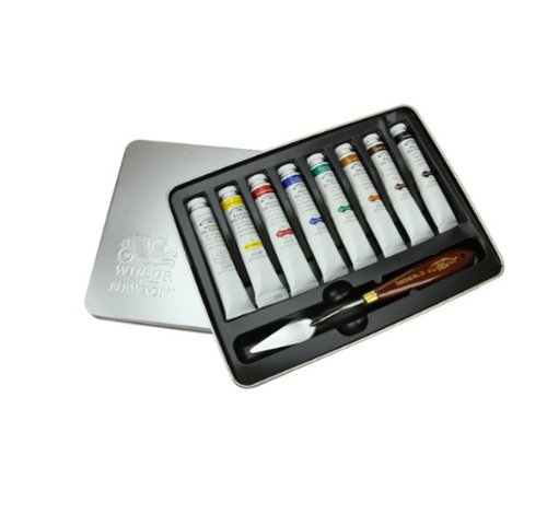 W&N Artist Oil Professional Tin Set