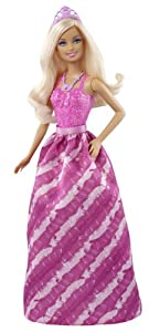 Barbie Princess / Party Pink Doll by Mattel