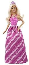Barbie Fairytale Princess Fashion Dol…