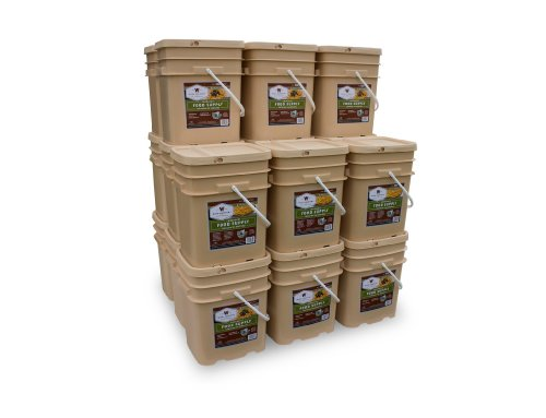 Wise Company 2880 Serving Package (480-Pounds, 24-Buckets)