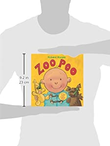 Zoo Poo: A First Toilet Training Book (Barron's Educational Series)
