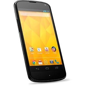 Google Nexus 4 16GB Smartphone Noir désimlocké