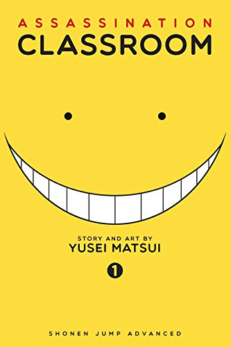 Assassination Classroom, Volume 01