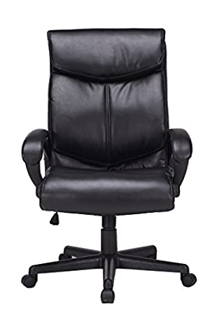 VIVA OFFICE Managerial Chair,Bonded Leather desk chair