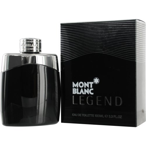 Mont Blanc Legend Eau de Toilette Spray for Men,