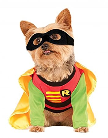 Robin Costume for Dogs