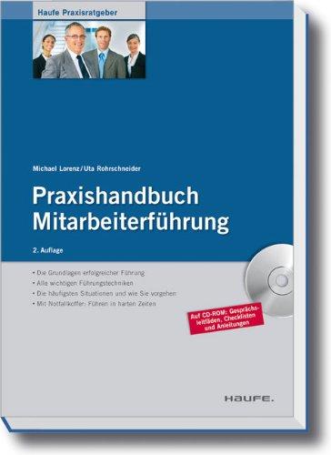 Praxishandbuch-Mitarbeiterfhrung-Fhrungstechniken-konkret-dargestellt