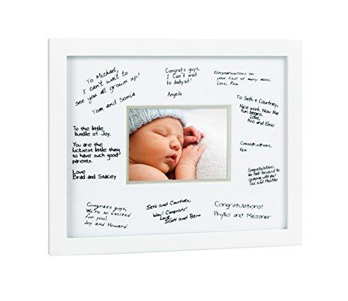 Pearhead Signature Frame, White
