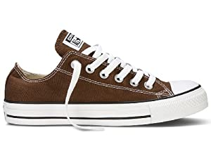 Converse Chuck Taylor All Star Sp Ox Mens Sneakers Chocolate - 3.5