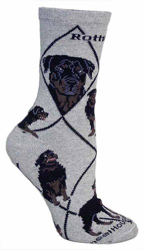 Rottweiler SocksOne Size Fits Most