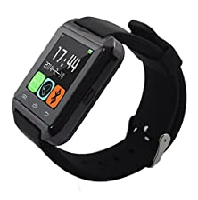 buy Hlion U8 Bluetooth Smart Watch Wrist Wrap Watch For Ios, Android, Symbian, Blackberry Os And Windows Phone -Black