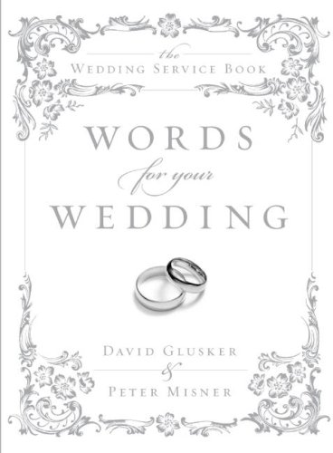 Words for Your Wedding PDF