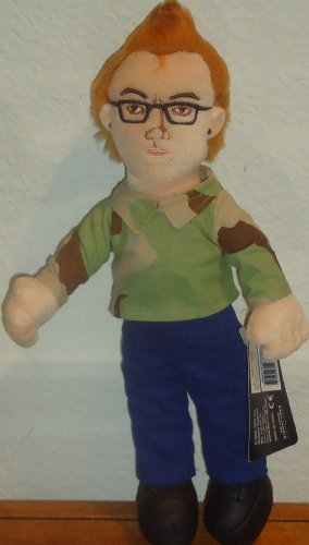 "The Osbourne Family JACK 11"" Plush Doll - 1"