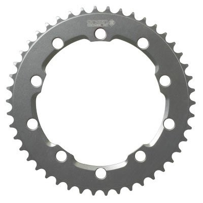 Origin8 BMX/Singlespeed Bicycle Chainring - 1/2 x 1/8 46T - 144/135mm