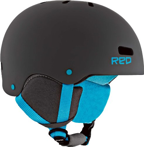 Red Kinder Snowboardhelm TRACE GROM