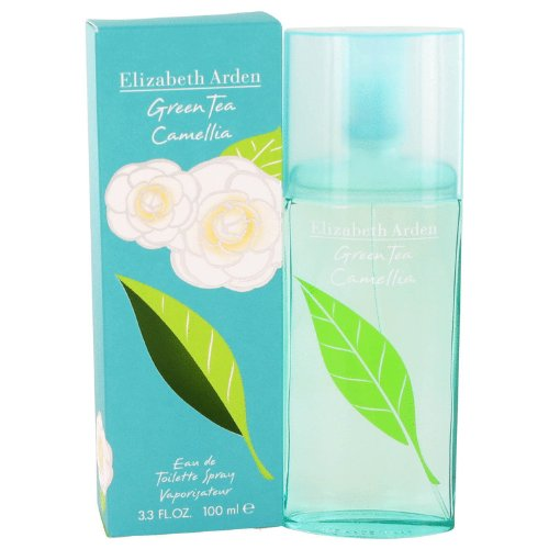 Elizabeth Arden Green Tea Camellia Perfume For Women 3.3 Oz Eau De Toilette Spray