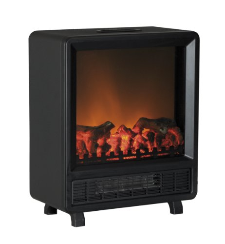 1.5 kW Electric Stove Fireplace With Built in Fan Heater.