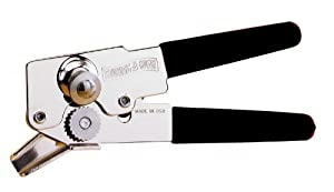 Amco Swing-A-Way 107BK Compact Can Opener, Black by Amco