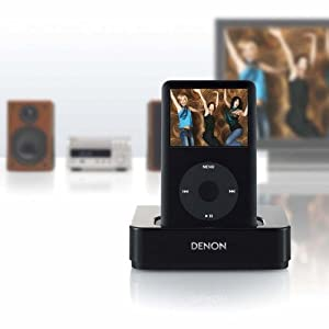 Denon ASD-11R iPod Dock for Use with Compatible Denon Receivers