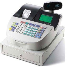Royal Alpha 850ML Cash Register with Bar Code Scanner