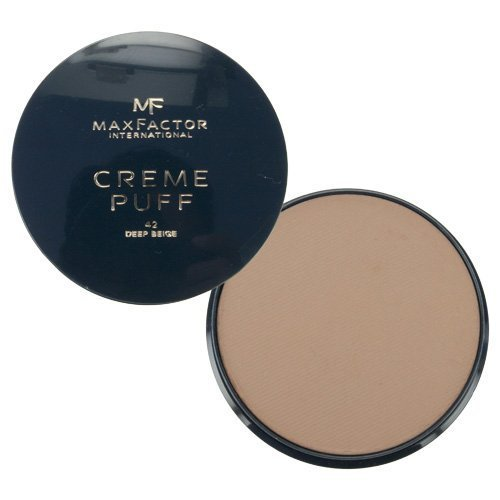Max Factor Creme Puff Refill 42 (Deep Beige) 21g by MAXFACTOR