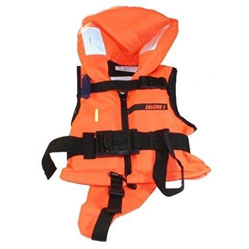 Rettungsweste Schwimmweste 10 - 20 Kg mit Knicklicht