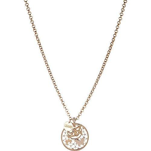 collana donna gioielli Liujo Brass casual cod. LJ818