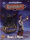 Howls in the Night (AD&D 2nd Ed Fantasy Roleplaying, Ravenloft Adventure) (1560769270) by McComb, Colin