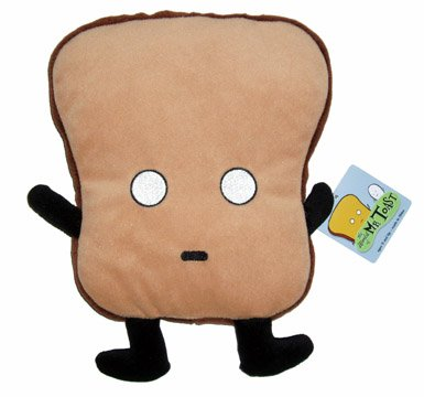 World of Mr Toast Plush Mega Mr Toast - 1