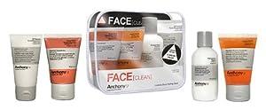 Anthony Logistics for Men Clean Face 4-Piece Kit by Anthony Logistics For Men