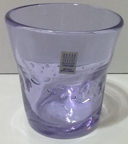 SAMOA COMTESSE: bicchieri colorati da acqua, LILLE (IZW935, 6 pezzi)