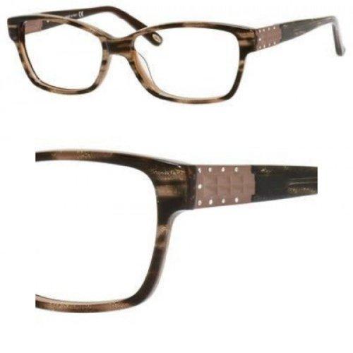 safilo-emozioni-montura-de-gafas-4041-0dc6-marron-54mm