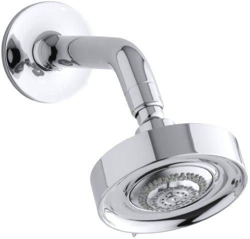 KOHLER K-966-CP Taboret Multifunction Showerhead, Polished Chrome (Kohler Multifunction Shower Head compare prices)