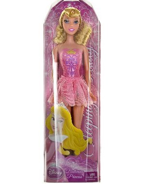 Buy Low Price Mattel Disney Princess Ballerina Princess – Sleeping Beauty Figure (B0037JI3MI)