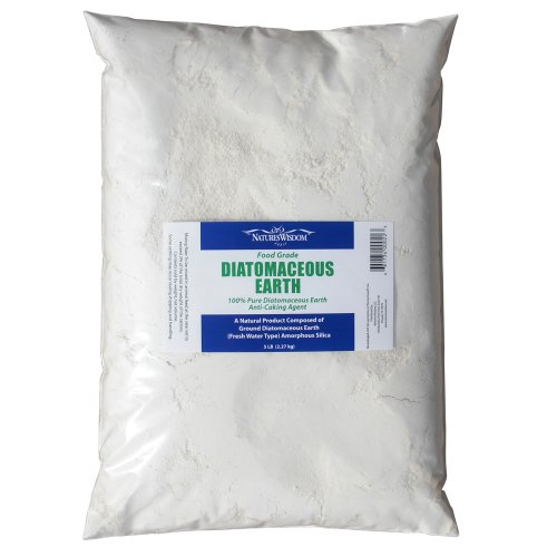Diatomaceous Earth-Food Grade-10 Pounds by: Nature's Wisdom