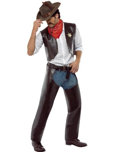 Village People Cowboy Costume Adult One Size Fits Most