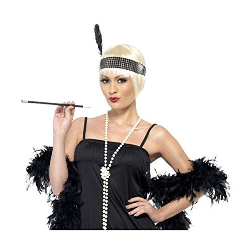GSG Flapper Costume Adult Halloween Fancy Dress (Sexy Mexican Costumes)