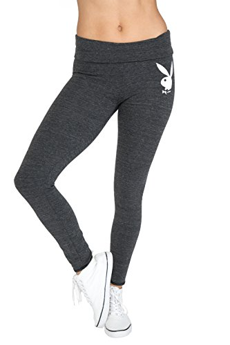 playboy-womens-stretch-essential-leggings-s-black