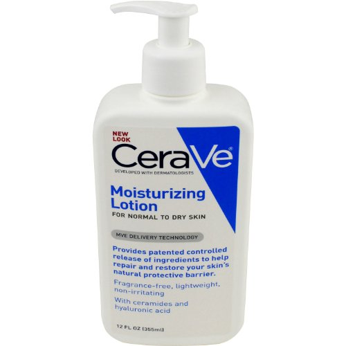 CeraVe Moisturizing Lotion, 12 oz. Review
